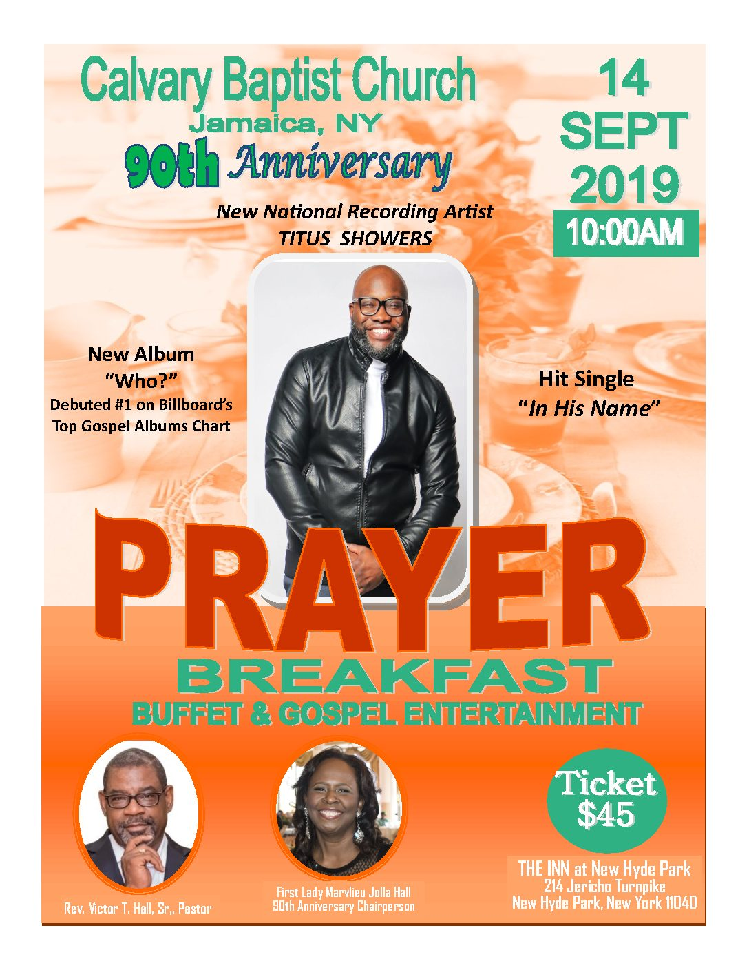 90th Breakfast Flyer
